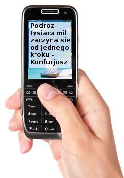 Motywujący sms